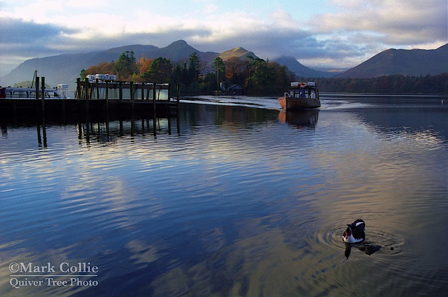 Derwent Water Ferry