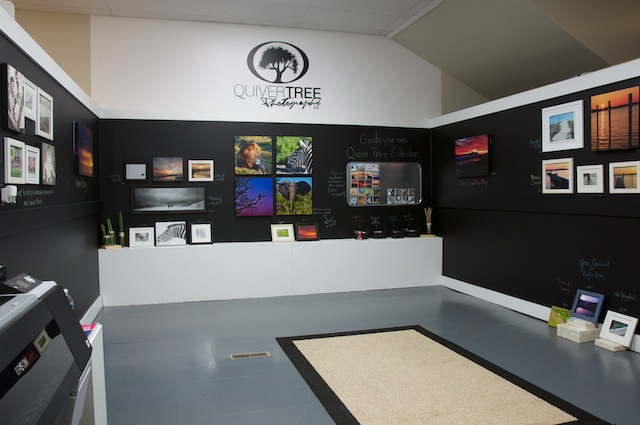 The Quiver Tree Gallery