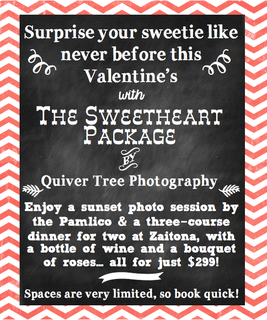 Just in time for Valentine's :: The Sweetheart Package