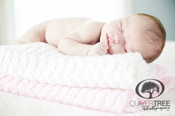 Sweet Baby O :: Newborn Session in Washington, NC