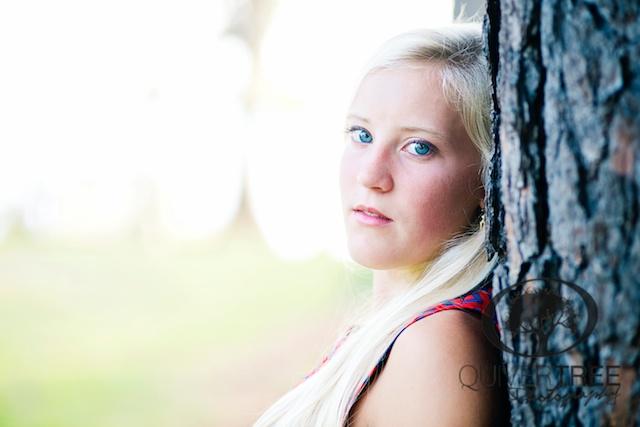 Sweet Emily :: Senior Session, Washington, NC