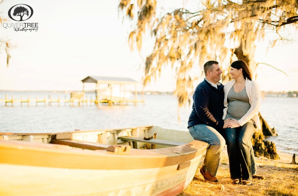 Waiting for Baby :: Spring Maternity Session
