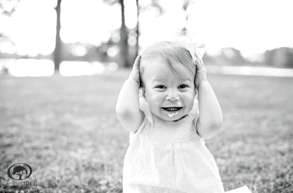 Little Miss Aubrey is One!