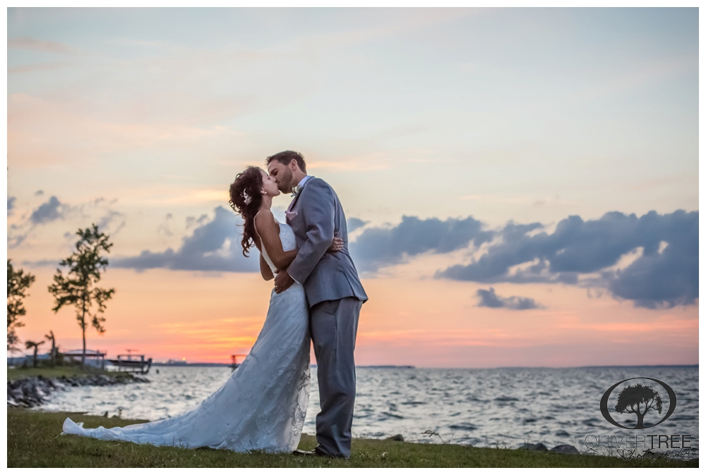 Hannah + Kevin :: The Wedding Album | Eastern North Carolina Wedding Day