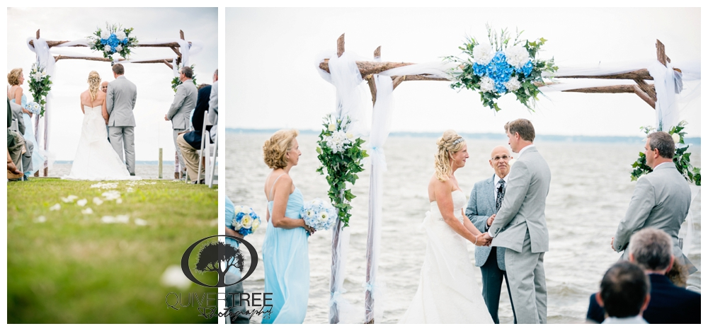 Erin + Keith :: The Wedding Day | Outer Banks Wedding Photography