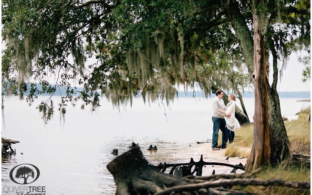 Orianna + Seth :: Eastern North Carolina Engagement Session