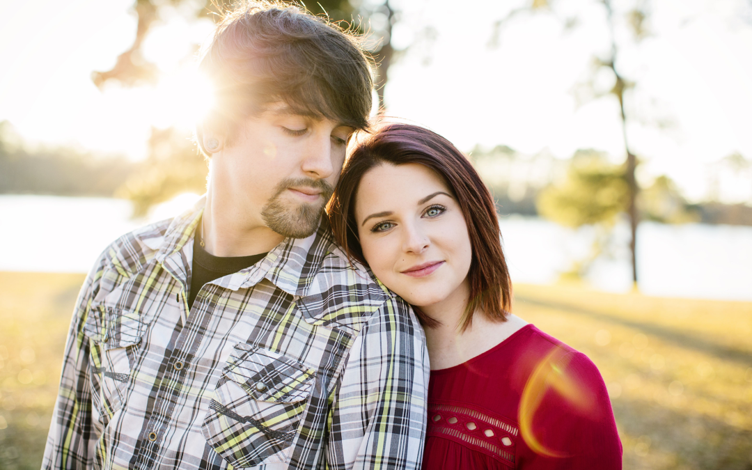 Amber + Chris :: the Engagement Session