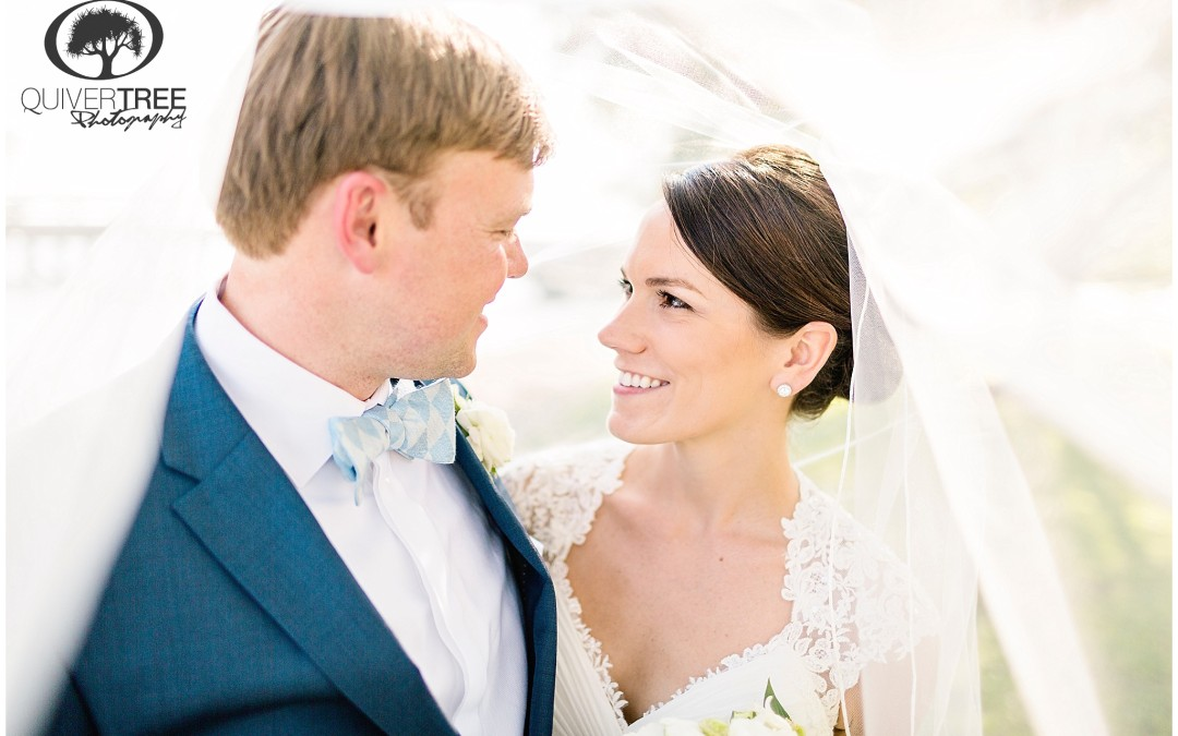 Karen + Michael :: A Lovely Edenton Wedding Day