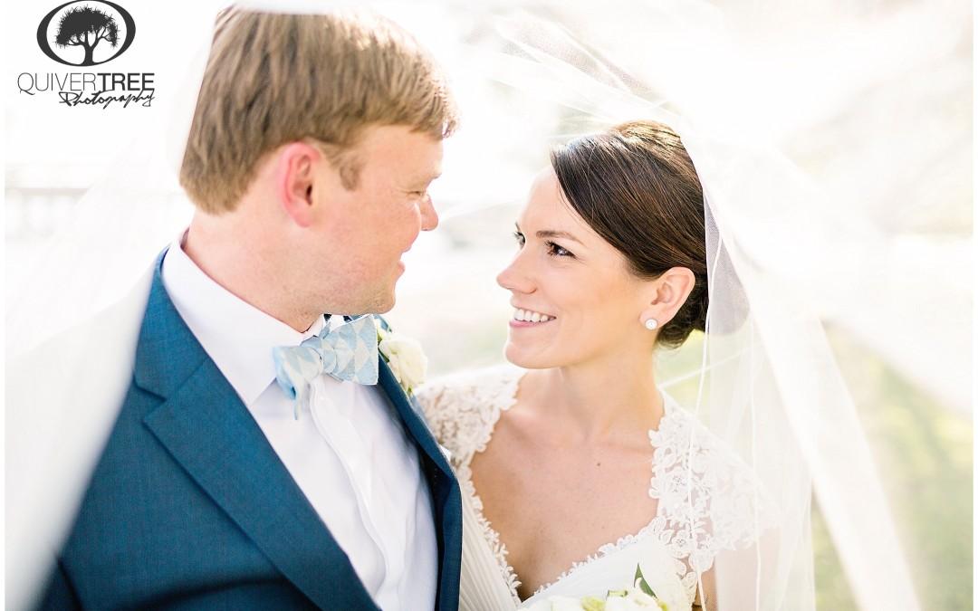 Karen + Michael :: A Lovely Edenton Wedding Day