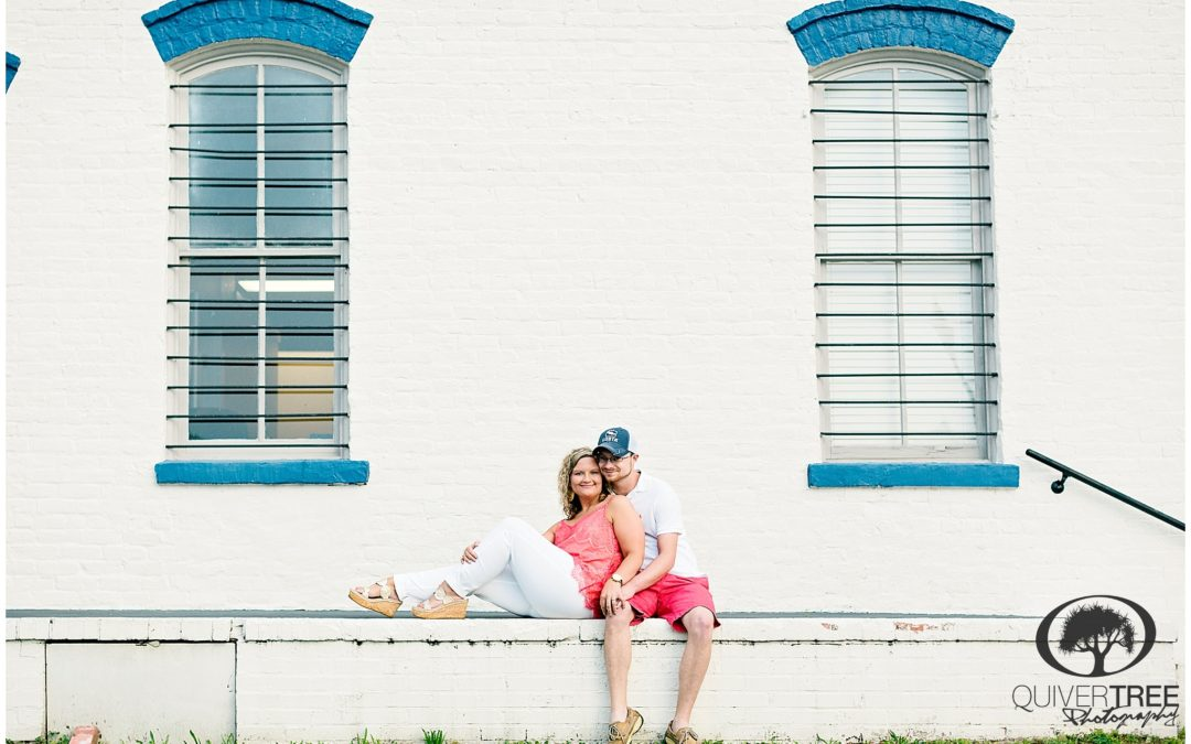 Ashley + Tyler :: the Engagement Session